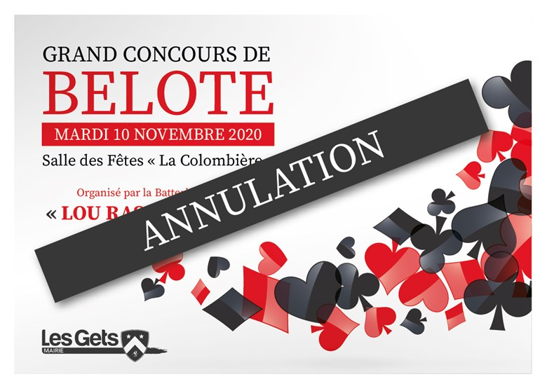belote annulation2020